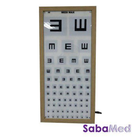 تابلو چشم پزشکی